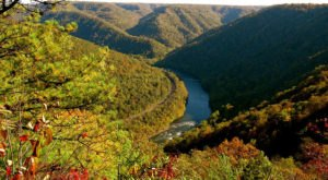 The Unrivaled Canyon Hike In West Virginia Everyone Should Take At Least Once