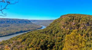 The Unrivaled Canyon Hike In Tennessee Everyone Should Take At Least Once