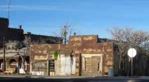 Step Inside The Creepy, Abandoned Town Of Goldfield In Nevada