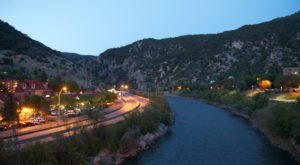 The Quiet Fishing Town In Colorado That Seems Frozen In Time
