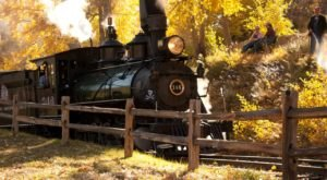 The Halloween Train Ride Near Denver That Will Delight You In The Best Way Possible
