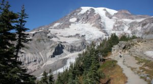 Mount Rainier In Washington Was Just Named One Of The Most Dangerous Parks In The Country