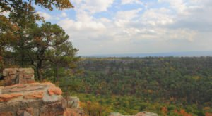 A Trip To This Inspiring State Park In Arkansas Will Spoil You For Life