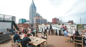 Try These 11 Nashville Restaurants For A Magical Outdoor Dining Experience
