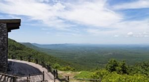 This Is The Highest Point In Alabama And The Views Are Positively Breathtaking