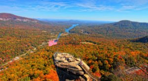 The Jaw Dropping Blue Ridge Mountains Are Unlike Anything Else In North Carolina