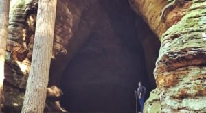 Most People Have No Idea This Enchanting Cave In Ohio Even Exists