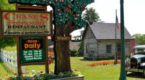 There's A Restaurant On This Remote Michigan Farm You'll Want To Visit