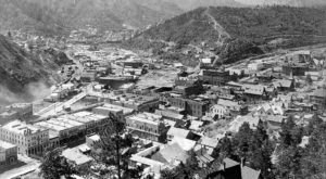 South Dakota's Major Cities Looked So Different In The 1800s. Watertown Especially.