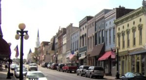 The Oldest Town In Kentucky That Everyone Should Visit At Least Once