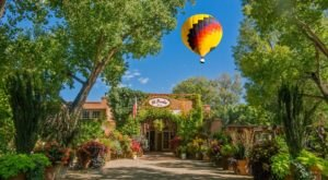 This Restaurant In New Mexico Is Located In The Most Unforgettable Setting