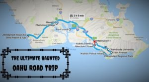 Take A Haunted Road Trip To Visit Some Of The Spookiest Places In Hawaii