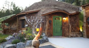 You'll Never Forget Your Stay In This Enchanting Hobbit House In Montana