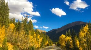 10 Country Roads Near Denver That Are Pure Bliss In The Fall