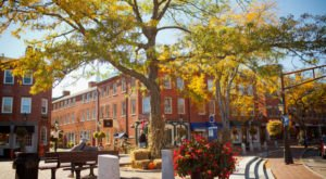 This Charming Massachusetts Town Is Picture Perfect For An Autumn Day Trip