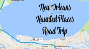 This Haunted Road Trip Will Lead You To The Scariest Places In New Orleans