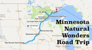This Natural Wonders Road Trip Will Show You Minnesota Like You've Never Seen It Before