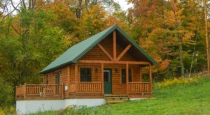 These 12 Cozy Cabins Are Everything You Need For The Ultimate Fall Getaway In Ohio