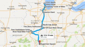 This Road Trip Through Illinois' Quirkiest Attractions Will Make You Scratch Your Head
