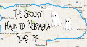 Take A Haunted Road Trip To Visit Some Of The Spookiest Places In Nebraska