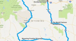 This Haunted Road Trip Will Lead You To The Scariest Places In Wyoming