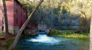 A Tour Of The Most Picturesque Water Mills in Missouri Is Simply Unforgettable
