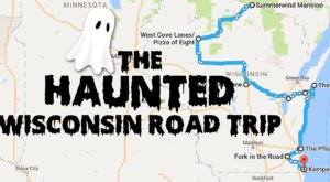 Take A Haunted Road Trip To Visit Some Of The Spookiest Places In Wisconsin