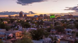 You've Never Seen New Mexico's Largest City Like This Before