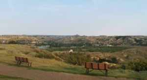 This Restaurant In North Dakota Is Located In The Most Unforgettable Setting