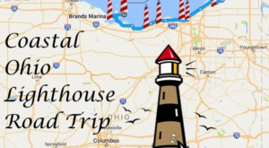 The Lighthouse Road Trip On The Ohio Coast That's Dreamily Beautiful