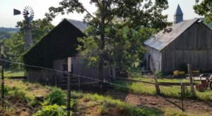 Spend The Night On This Rural Missouri Farm For A Perfect Fall Getaway