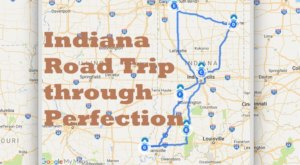 An Awesome Indiana Weekend Road Trip That Takes You Through Perfection
