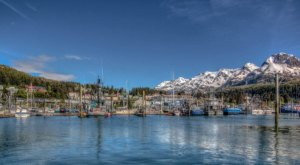 The Quiet Fishing Town In Alaska That Seems Frozen In Time