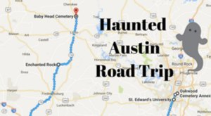 This Haunted Road Trip Will Lead You To The Scariest Places Around Austin