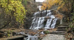 There's A City Of Waterfalls Right Here In New York And It'll Steal Your Breath Away