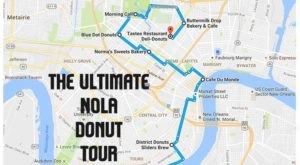 There's A Donut Trail In New Orleans And It's Everything You've Ever Dreamed Of