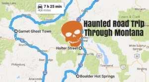 Take A Haunted Road Trip To Visit Some Of The Spookiest Places In Montana