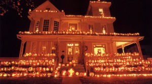 There's No Halloween House In The World Like This One In West Virginia