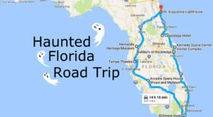 This Haunted Road Trip Will Lead You To The Scariest Places In Florida