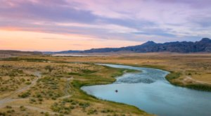 The Story Behind This Haunted River In Wyoming Will Send Shivers Down Your Spine