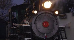 The Haunted Train Ride Through Iowa That Will Terrify You In The Best Way Possible