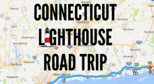The Lighthouse Road Trip On The Connecticut Coast That's Dreamily Beautiful