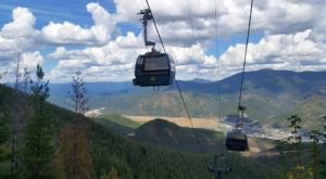 The Longest Gondola Ride In The World Is Here In Idaho And It's Absolutely Breathtaking
