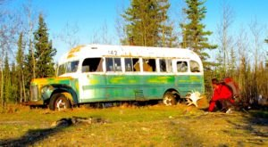 The Story Behind This Abandoned Bus In Alaska Is Truly Tragic