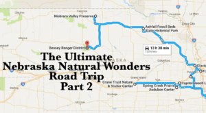 This Natural Wonders Road Trip Will Show You Nebraska Like You've Never Seen It Before