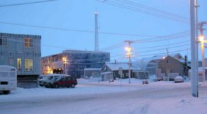 The Northernmost City In The U.S. Is Located In Alaska, And It's Dark For 65 Days A Year