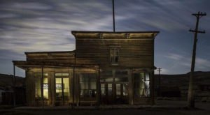 Step Inside The Creepy, Abandoned Town Of Bodie In Northern California