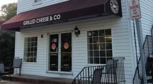 Devour Delicious Grilled Cheese Sandwiches At Grilled Cheese & Co., A Scrumptious Eatery In Maryland