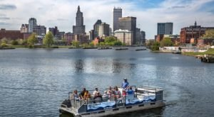 Take This River Tour To See Rhode Island's Capital Like Never Before