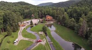 This Hidden Resort In West Virginia Is The Perfect Place To Get Away From It All